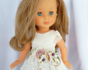 Famous Nancy communion dress and similar dolls