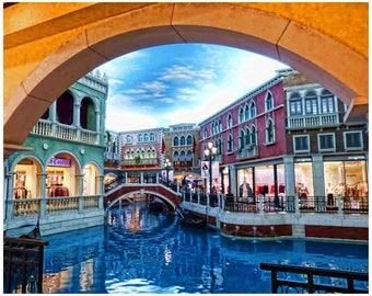 Venice Italy, Venice Italy print, Venice wall art, Venice photograph, Venice art, Italy photo decor, canal, fine art decor, travel