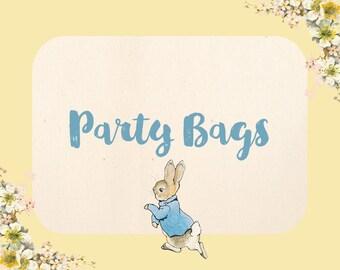 Beatrix Potter Peter Rabbit Party Sign
