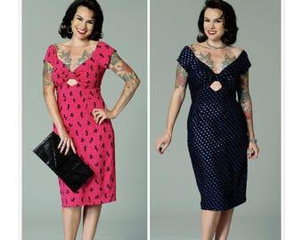 Vintage Butterick pattern by Gertie B6413 by sewing pattern