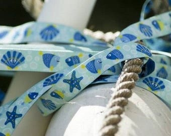 Stripe sea farbenmix Ribbon