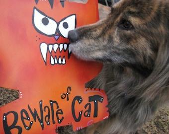 Mason - Beware of Cat
