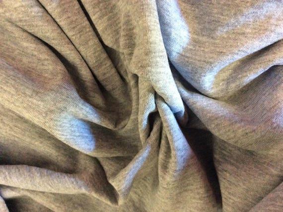 Cotton jersey, grey