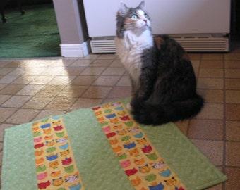 Cat Nap Quilt