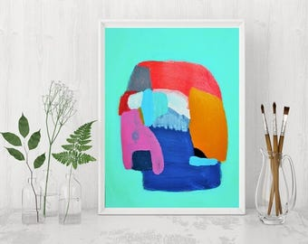 Colorful original for your home