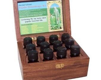Popular Aromatherapy Kit - Box