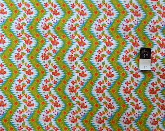 Jennifer Paganelli PWJP060 Girls World Vibe Paula Blanco Cotton Fabric 1 Yard