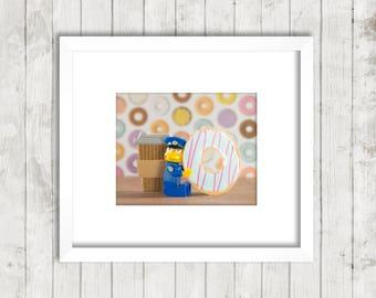Lego Art, Lego Prints, Digital Download
