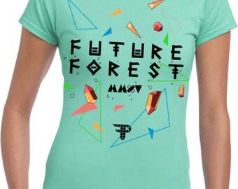 Future Forest Boyfriend T-shrit