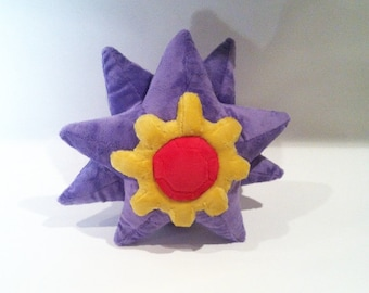 Starmie Pokemon Plush