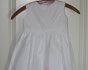 Girls 4T Sweetheart Dress