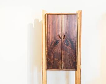 Unique Walnut wooden Table La Belle