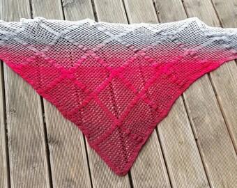 Shawl, crochet