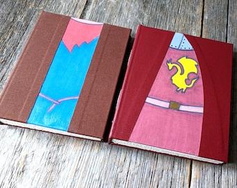 Merlin et Arthur - revues cahier