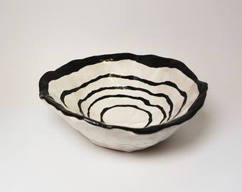 The Natural Breaks in my Heart Dish - Ceramic Bowl - Hand Made