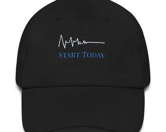 Start Today Motivational Hat