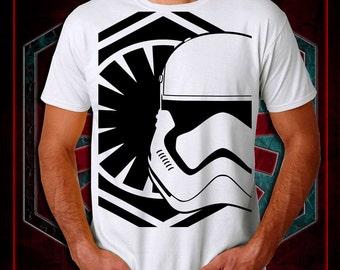 Star Wars - First Order Trooper - T-Shirt