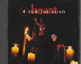 Heart 4 For The Road Live in Seattle, WA 1995 US Promo Only CD