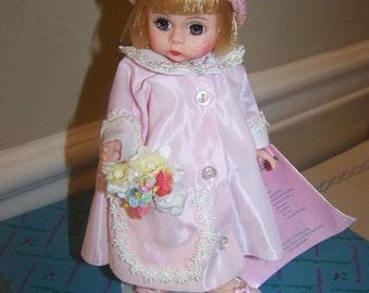 Easter Sunday Madame Alexander 8 inch doll