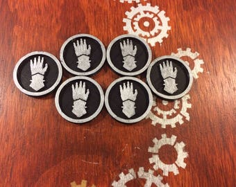Command Tokens Compatible with 40K