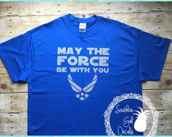 Star Wars Inspired Air Force Shirt