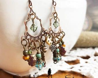 E052 BOHO SWAY Earrings
