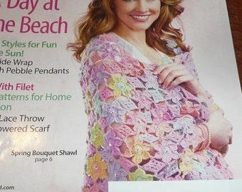 Crochet World Magazine 2014 Magazines You Choose Issue