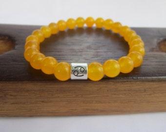 Yellow Topaz Men Solar Plexus Chakra Bracelet Yellow Topaz Manipura Chakra Bracelet Topaz Healing Bracelet Yellow Topaz Bracelet Yoga Mala