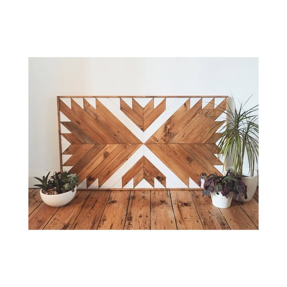 Reclaimed Wood Wall Art, Large Reclaimed Wood Art Wall, Geometric Wood Wall Art, Reclaimed Rustic Wood Art, Rustic Wood Art Wall, Wood Art