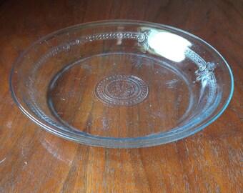Vintage Anchor Hocking Fire King Pie Plate; Pie Dish; Pie Pan & Fire king pie plate   Etsy