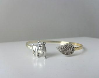 Dog bracelet wrap style 2