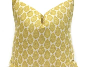 15% Off Sale Euro Pillow, Euro Pillow cover, Euro Sham, Yellow Euro Pillow, Yellow Pillow Cover, Yellow Throw Pillow, Euro Cushion cover, Eu