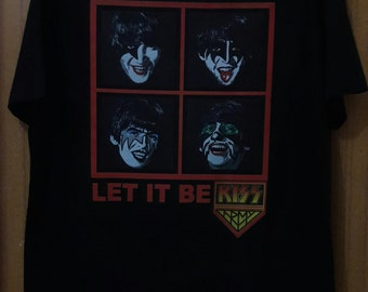 The Beatles x KISS - Let It Be KISS Army