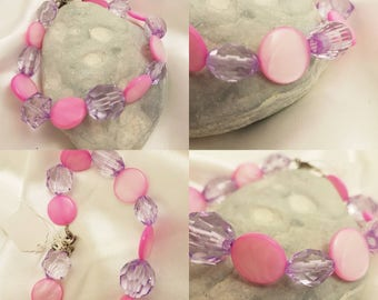 Pink Mother of Pearl Dream