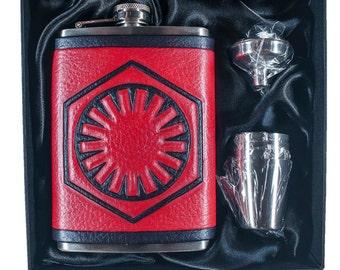 The First Order Geek Flask Set