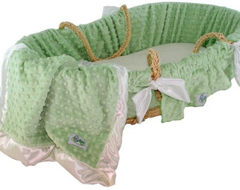 Bedding Set Only- Moses basket