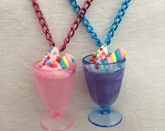 Candy Sundae Pendant