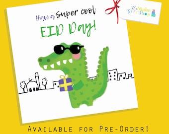 Croco Cool EID card