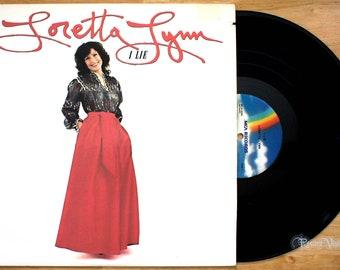 Loretta Lynn - I Lie (1981) [NM/NM] - vinyl LP