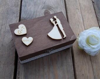 Ring box for Nadine-Wedding, Ringbox