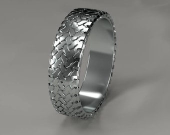 Jeep Grabber tire ring