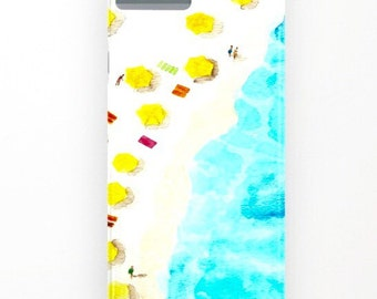 Lowdermilk Beach Phone Cover iPHONE & Galaxy - 2 Styles
