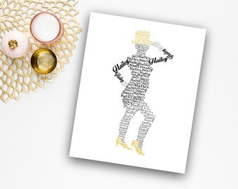 Personalized Dance Gifts, Tap Dance, Dance Recital Gift, Dance Teacher Gifts, Dance Gifts, Gift for Dancer, Personalized Gifts, Custom Name