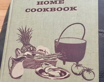 The Family Home Cookbook 1963