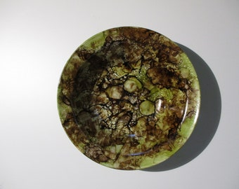 One of a kind decorative bowl