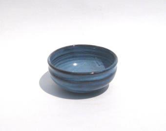 Cereal Bowl - Pacifica Blue Glaze