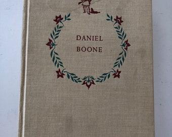 Daniel Boone by John Brown - 1952