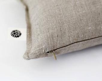 Linen pillow cover -  hygge decorative pillow covers, throw pillows, euro shams, pillows decor for sofa  0039