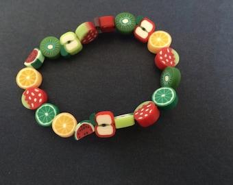 Juicy Fruit Bracelet
