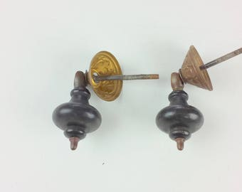 Set of 2 Vintage Drawer Pull